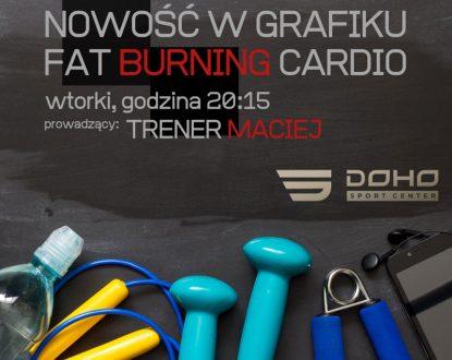 Fat burning cardio